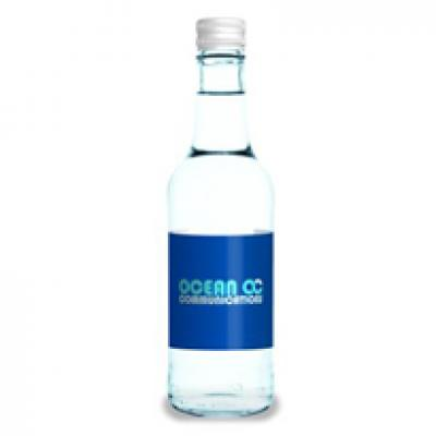 Image of Glass Bottled Water - 330ml