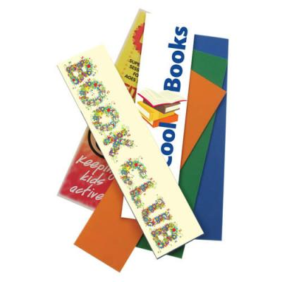 Image of Foam Backed Bookmarks