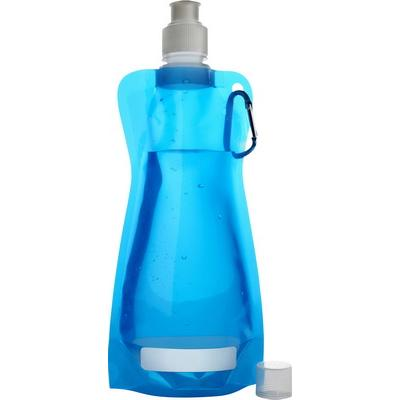 Image of Foldable plastic water bottle