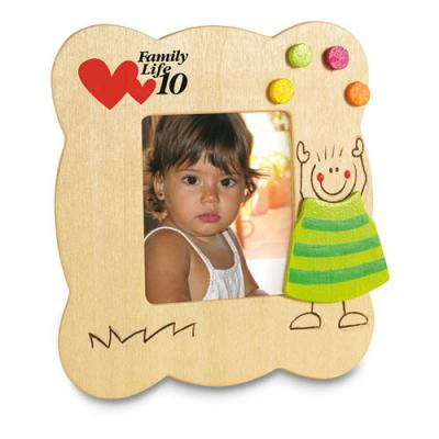 Image of Picto Wooden Picture Frame