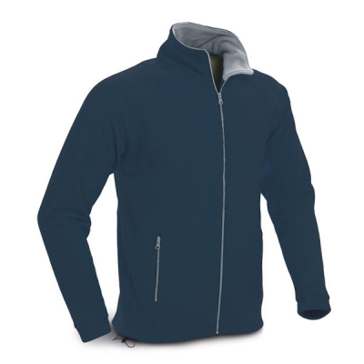 Image of Mens Polar Fleece With Zip Pockets
