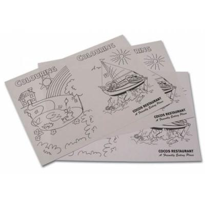 Image of A4 Colouring Mats