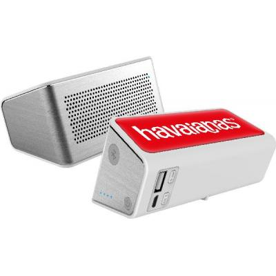 Image of PowerWave 2-in-1 Bluetooh Speaker & Power Bank