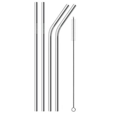 Image of Stainless Steel Reusable Straws