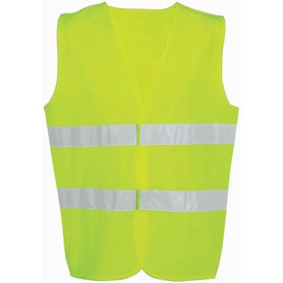 Image of Professional safety vest in pouch